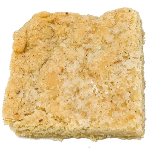 Chai Shortbread Square Cookie