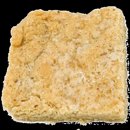 Chai Shortbread Square Cookie