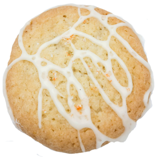 Orange Vanilla Sugar Cookie