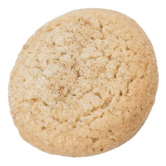 Snickerdoodle Sugar Cookie